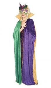 Mardi Gras Cape from Costume Supercenter