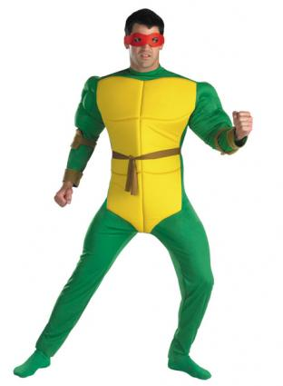 Men's Raphael costume from Spirit Halloween