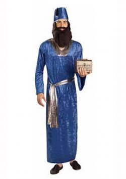 Blue Wiseman Costume