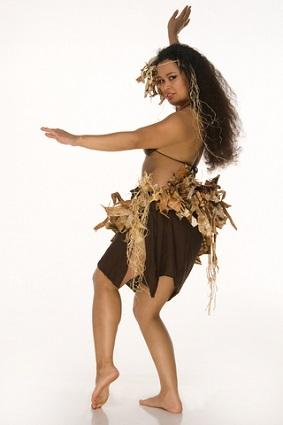 Tahitian outfit