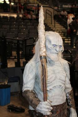 White Ice Walker
