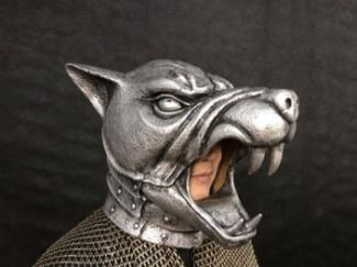 Medieval Hound Dog Mask