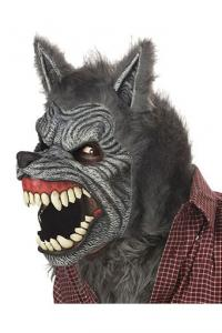 California Costumes Werewolf Mask