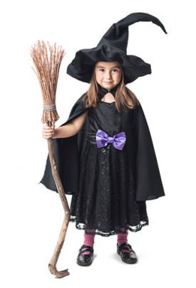 Witch costumes are a ...  sc 1 st  Costumes - LoveToKnow & Witch Costumes