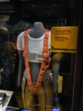 LeeLou Costume