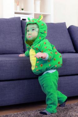 Warm monster costume
