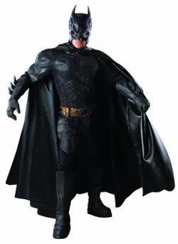 Dark Knight Rises Batman costume