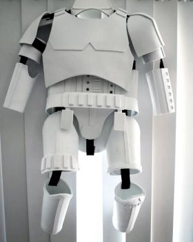 Stormtrooper costume & How to Make a Stormtrooper Costume