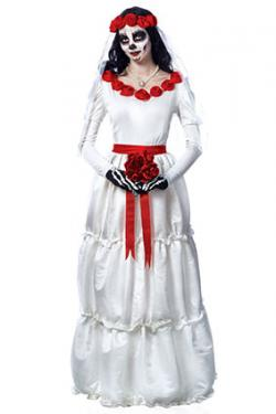 Costume Culture Day Of The Dead Bride Costume