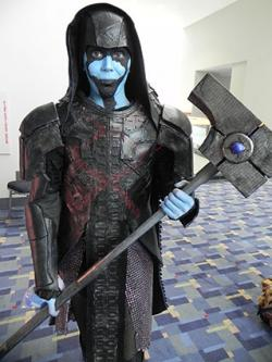 Ronan the Accuser Costume