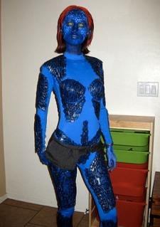 Mystique Costume