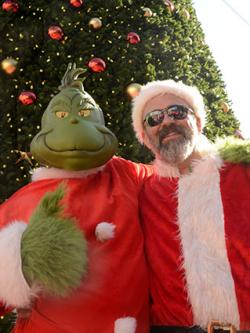 Grinch and friend