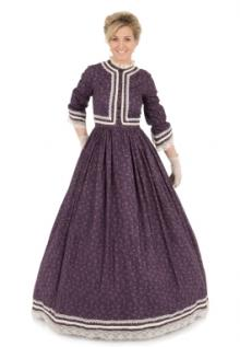 Civil War Gown