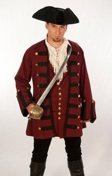 Captain Ansell Frock Coat