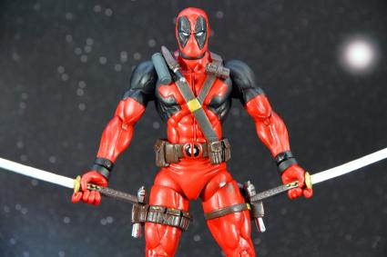 Deadpool costume ideas deadpool action figure solutioingenieria Choice Image