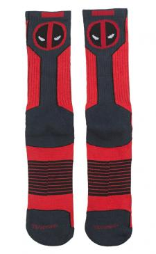 Deadpool Athletic Socks