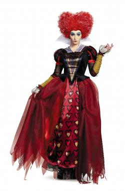 Red Queen costume