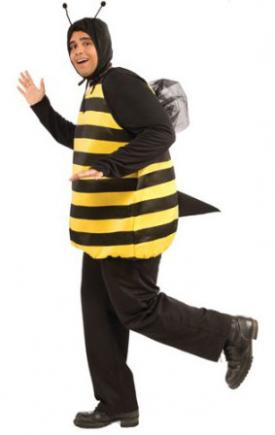 Mens Bumble Bee Costume