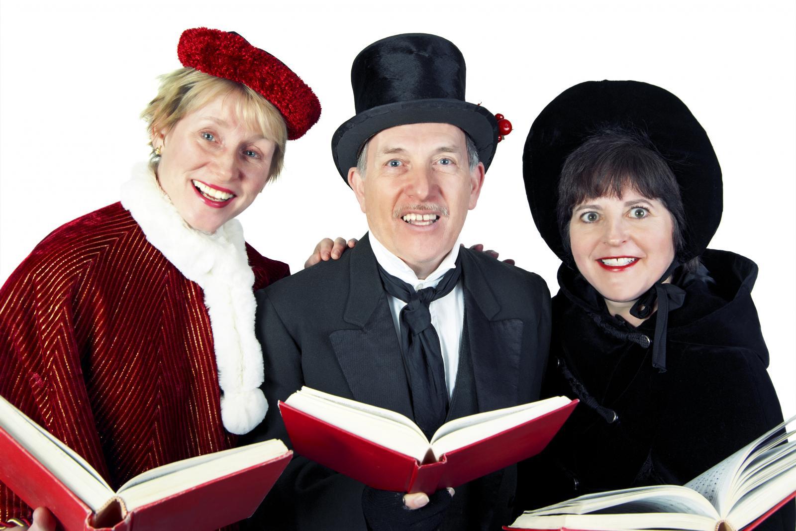 Three antique carols