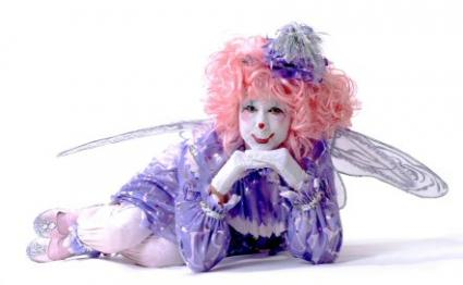 Fairy Clown Costume