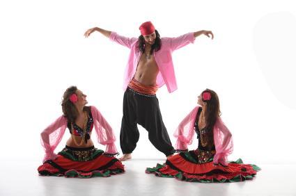 gypsy trio