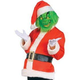 sc 1 st  Costumes - LoveToKnow & Grinch Costume Patterns