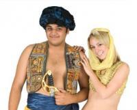 Genie Couple
