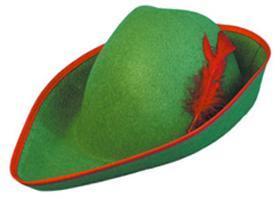 Robin's hat