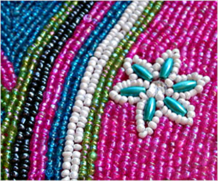 picture about Free Printable Bead Loom Patterns named How in the direction of Obtain Totally free Beading Behavior LoveToKnow
