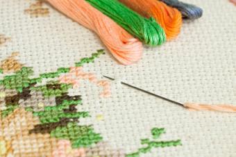 Cross Stitching Instructions