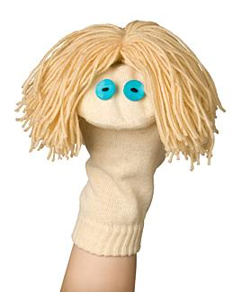 Mitten Puppet