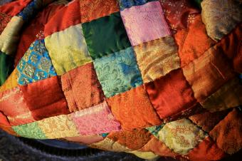 rags to riches quilt