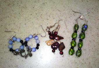 Free Beaded Earring Patterns