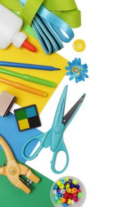 Ten Essential Craft Supplies