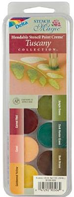 Delta Home Stencil Paint Cremes Variety Pack