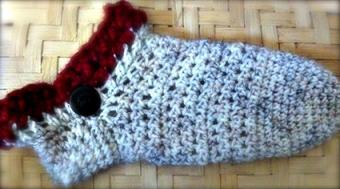 Easy to Make Crochet Slippers