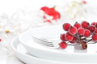 berry napkin rings