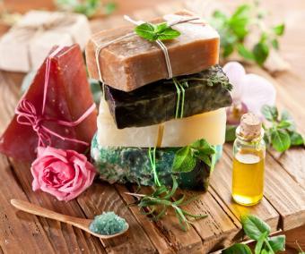 Making Natural Soap