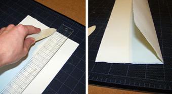 Scoring Paper for Card Making