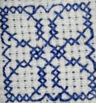 Celtic Cross Stitch Design