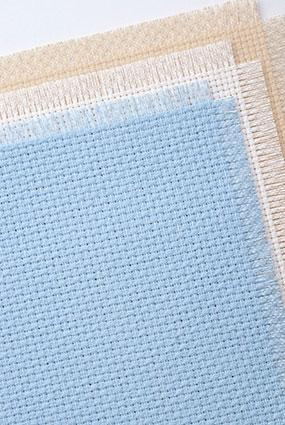 Cross stitch Aida cloth