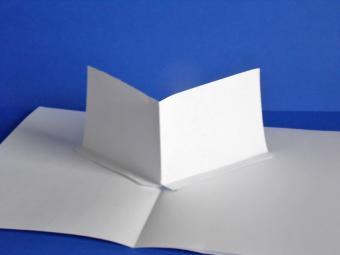 v-fold pop up step 02