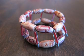 Bead and Safety Pin Craft Projects