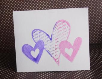 rubber stamp card 04