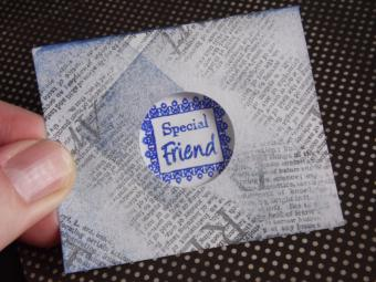 Rubber Stamping Card Ideas