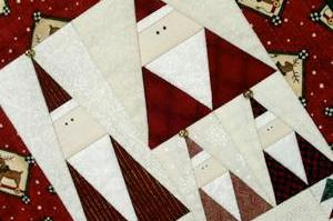 Free Christmas quilt patterns