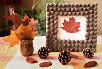 Fall Crafts for Preschoolers and Kids