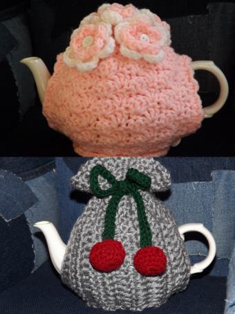 Crochet Tea Cozy Patterns