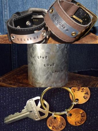 3 Simple Metal Stamping Project Ideas