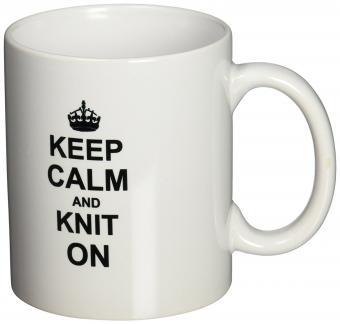 Knitter's Mug at Amazon.com